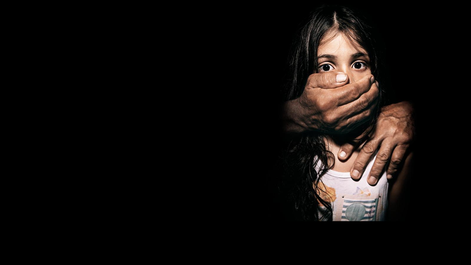 Ayúdanos a parar la violencia contra los niños