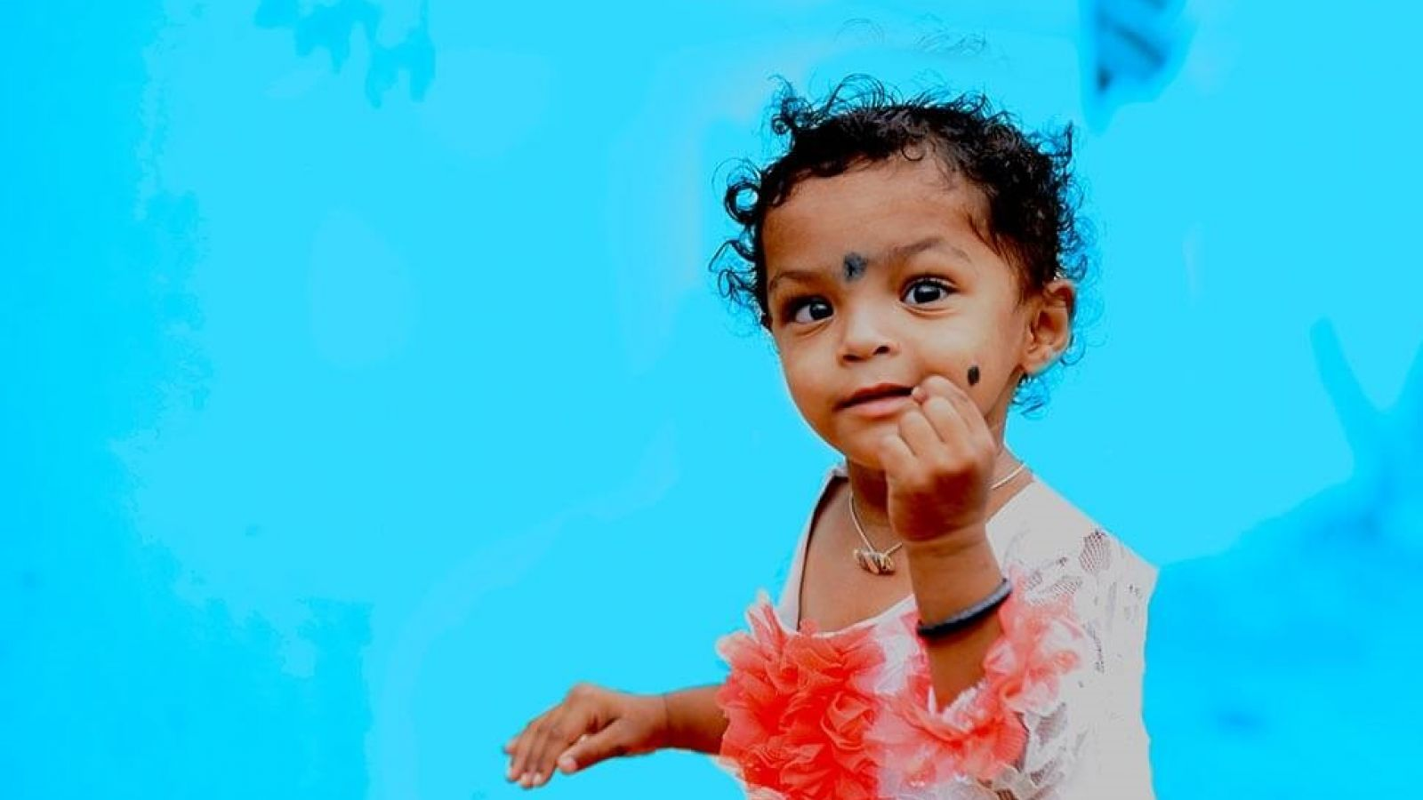 Rishita - one of the smallest recorded babies born in India